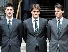 The Big Three and their legacies
